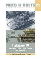 Nuts & Bolts Vol.25 IV号対空戦車:Flakpanzer IV Wirbelwind, Ostwind 【再販版】