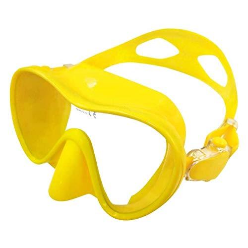 Aquatys PEPS-masker, geel