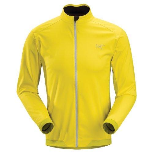Arc'teryx Trino Jersey Softshell Jacket - Men's Citron, XL