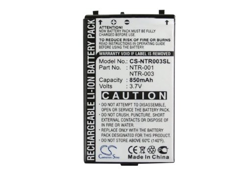 Cameron sino 850mAh Li-Polymer Rechargeable NTR-003 NTR-001 Replacement Battery For Nintendo NDS