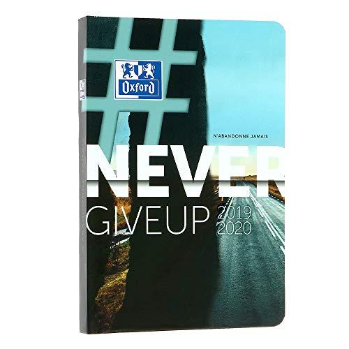 Agenda escolar 2018 - 2019 Never Give Up