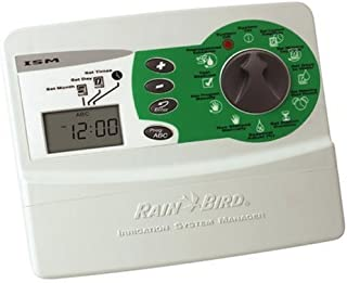 Rain Bird Irrigation Systems Manager Series 6-Station 3-Program Indoor Automatic Sprinkler System Timer ISM-6