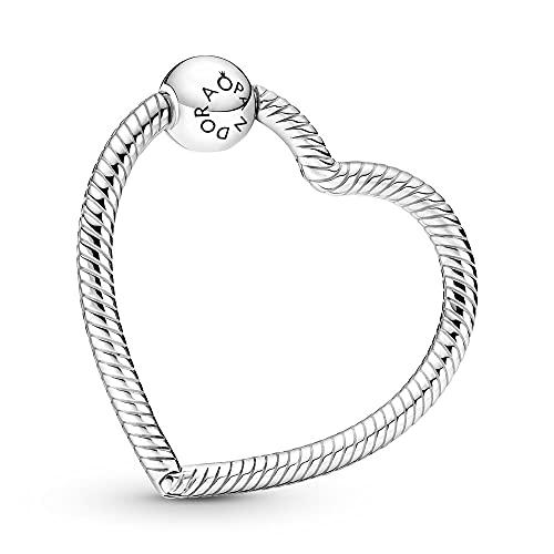 Pandora - Braccialetto argento sterling Non un gioiello Moments Donna, Argento, One Size - 399505C00