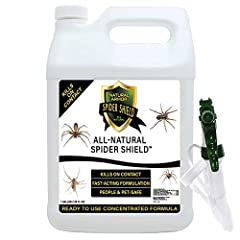 ✅ GETS RID OF and KEEPS AWAY All Types Of Spider From Unwanted Areas Such As Bedrooms, Basements, Attics, Living Rooms. Bathrooms, Kitchens, Garages, Sheds. ✅ INDOOR/OUTDOOR USE – For Indoor Applications Use In Bedrooms, Basements, Attics, Bathrooms,...