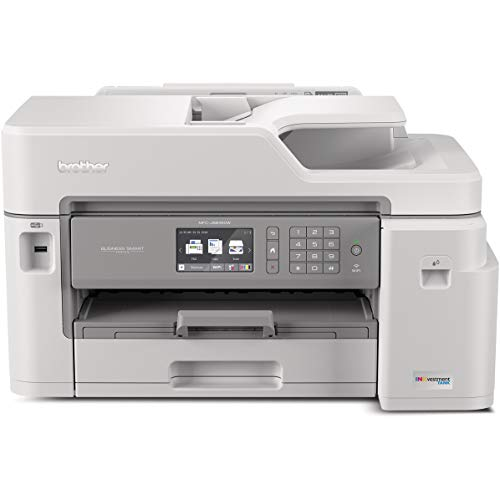 Brother Inkjet Printer, MFC-J5845DW,...