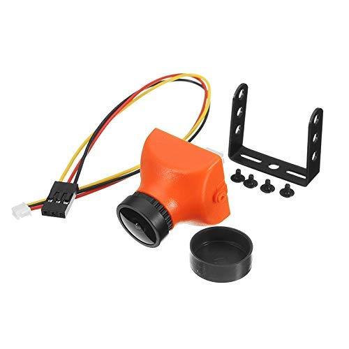 Ellenbogenorthese-LQ Drone Orange 1200TVL CMOS 2.5mm / 2.8mm 130/120 Grados 16: 9 Mini FPV Camera-PAL / NTSC 5V-12V para RC Racing Drone Repuestos (Color: 2.8mm NTSC) ( Color : 2.8mm NTSC )