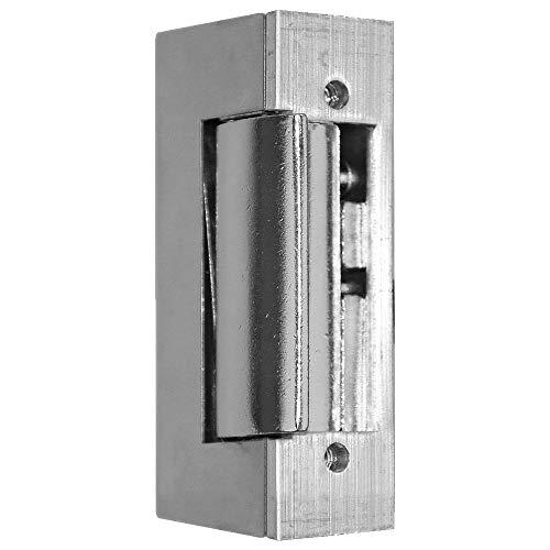 ELRO DL6000 Cerradura Eléctrico - 12V - Funciona con los ELRO interfonos y TMEZON 12V