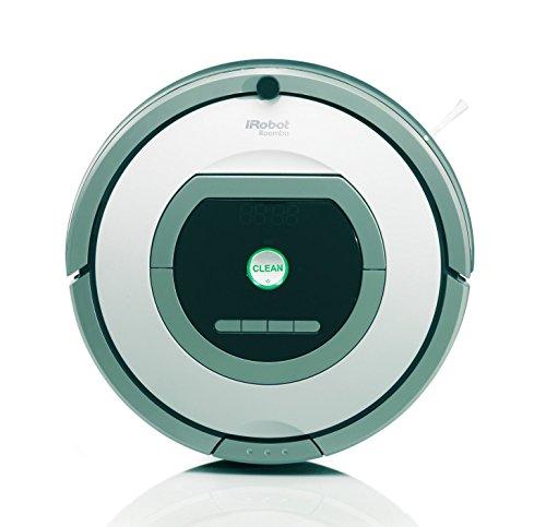 iRobot Roomba 776p Saugroboter, schwarz