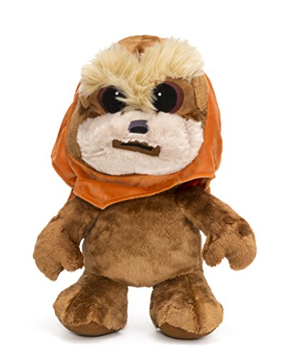Joy Toy 1400709 Star Wars - Ewok en Steam Velboa Felpa, 45