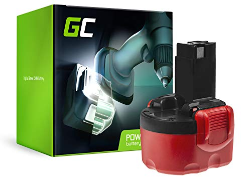 GC® (3Ah 9.6V Ni-MH Zellen) Akku für Bosch SX-PSR 960 Werkzeug Ersatzakku