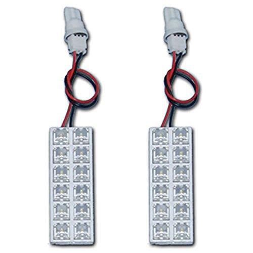 スズキ エブリィ DA64V FLUX LED ルームランプ セット 2 点 LED 24 連 純正 交換 用