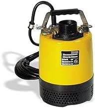 PSA2 500 Single Phase Submersible Pump 110V/60Hz 2/3HP, 6.1A