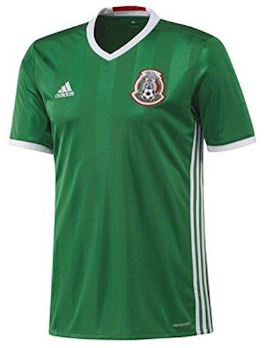 Camiseta de fútbol internacional para hombre - S1606LHAG810, Verde/Rojo/Blanco