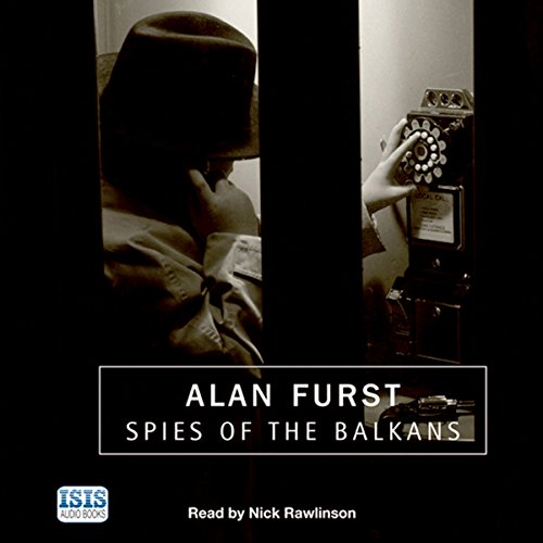Spies of the Balkans cover art