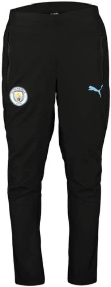 2019-2020 Manchester City Woven Pants Black