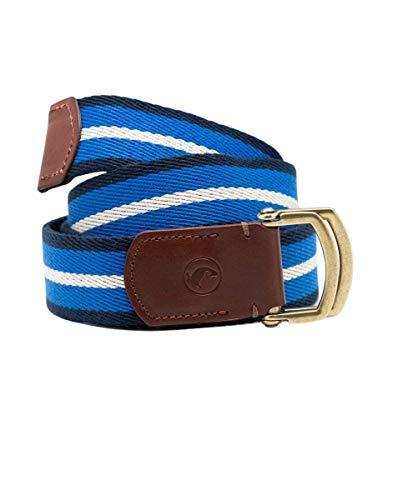 El Ganso Cinturón Bandera Azul