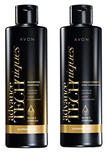 Avon Advance Techniques Supreme Oils Shampoo & Conditioner