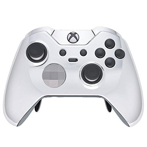 Elite Controller - Chrome Silver Edition (Xbox One)