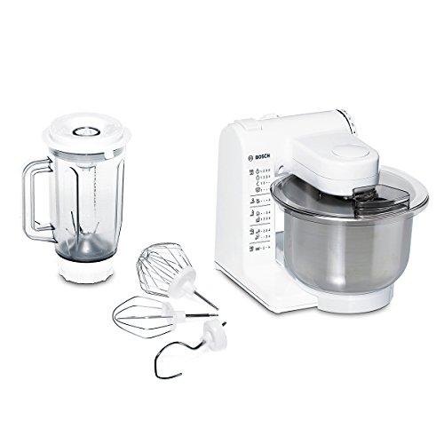 Bosch MUM4409 Küchenmaschine MUM4 (3.9 Liter) weiß