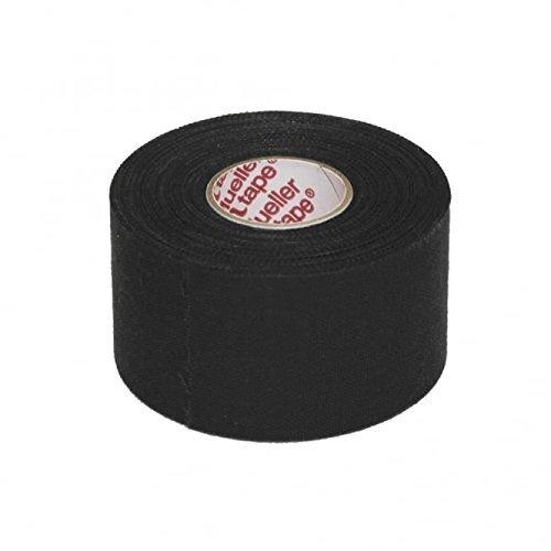 Mueller M, Zinkoxid-Tape, 3,8cm verschiedene Farben. Medium schwarz