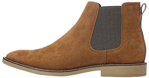 find. Marsh Chelsea Boots, Braun (Tan), 42 EU