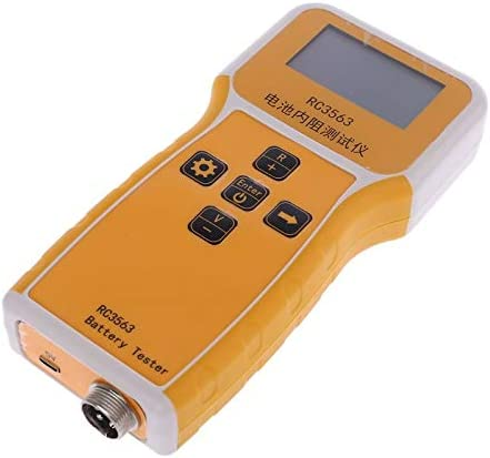 QWERTOUR Handheld Battery Internal Analyzer Resistance fo Max 55% OFF Tester Ranking TOP15