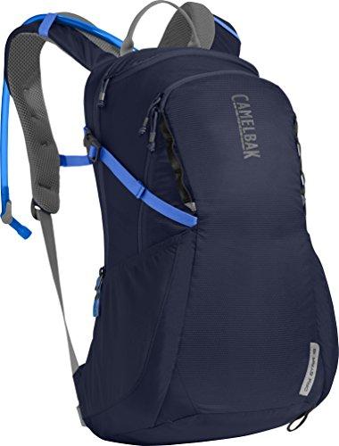 CamelBak Women's Daystar 16 Crux Reservoir Hydration Pack, Navy Blazer/Amparo Blue, 2.5 L/85 oz