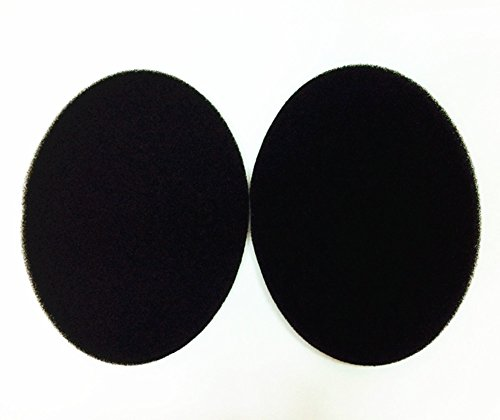 VEVER Replacement Inside Tone Tuning Foam Earpads for Sennheiser HD650 HD600 HD598 Headphone