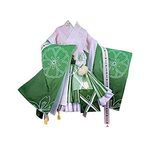 charous Anime My Hero Academia Cosplay Kost¨¹m Halloween Kost¨¹m Kimono Kleid f¨¹r Frauen vollen Satz