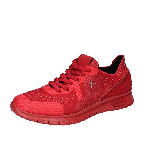 CESARE PACIOTTI 4US Sneakers Homme Textile Rouge 40 EU