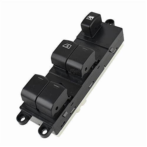 Interruptor de Control de Ventana Interruptor de ajuste Maestro Energía Eléctrica Elevalunas for Nissan Qashqai en forma for el J10 2.0 DCi 4WD Navara D40 coche de los vehículos QZ 25401JD001 25401BB6