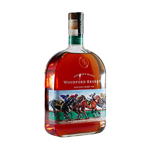 Woodford Reserve Kentucky Derby 145 Bourbon Whiskey