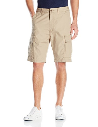 Levi's Men's Carrier Cargo Short, True Chino/Ripstop, 33