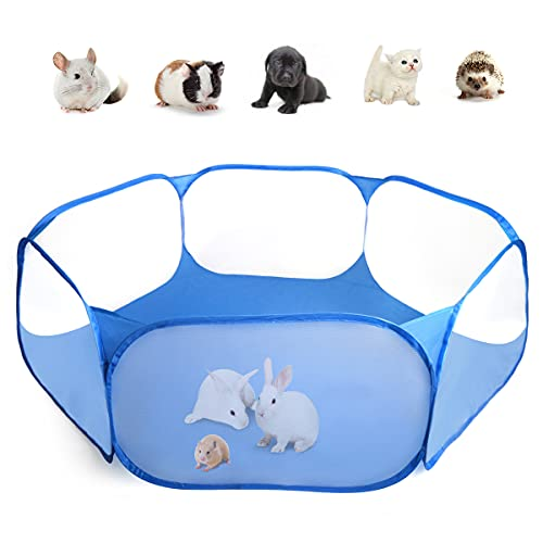 Casifor Guinea Pig Cage Rabbit Cage Indoor with Waterproof...