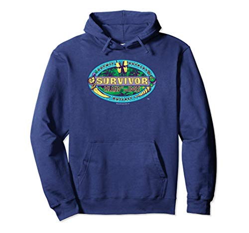 Survivor Season 39 Island of the Idols Logo Pullover Hoodie