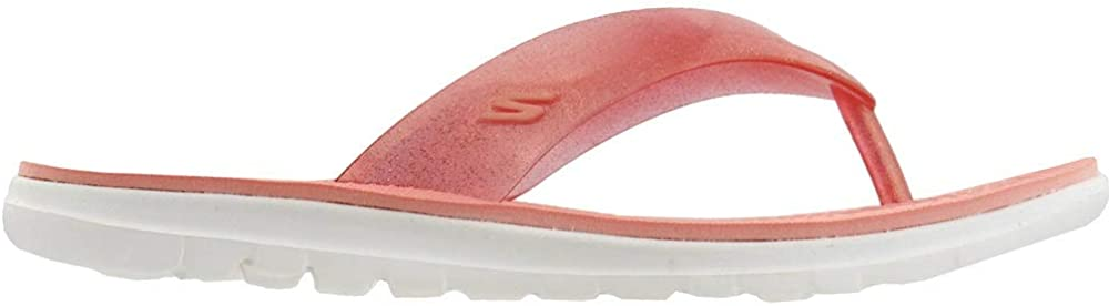 Skechers Womens On The Go Nextwave Ultra Aruba Casual Sandals,