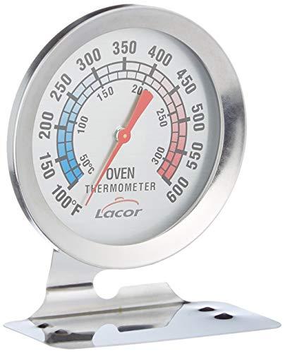 Lacor - 62454 - Termometro Horno Con Base