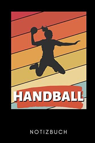 HANDBALL NOTIZBUCH: A5 WOCHENPLANER Handballer Geschenke | Handball Buch | Training | Sport | Handballtraining | Handballmannschaft | Trainingsbuch | Trainingstagebuch