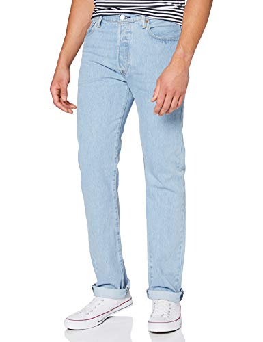 Levi's Herren 501 Levi's Original Fit Straight Jeans, Dark Indigo-flat Finish 226, 31W / 32L