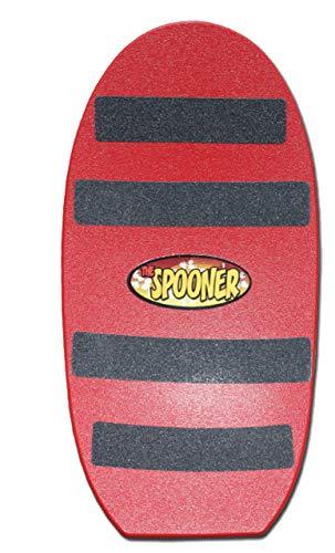 KL-Toys Spoonerboard / kann auch auf Sand, Gras oder Schnee genutzt Werden / Maße: 57,5 x 28,5 x 1 cm / Material: Kunststoff / für Jede Altersgruppe geeignet