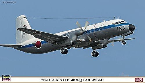 1 144 YS-11 JASDF 403SQ Farewell by Hasegawa
