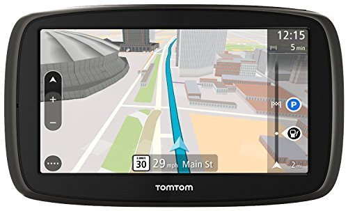 TomTom GO 60 S Portable Vehicle GPS-(Certified Refurbished)