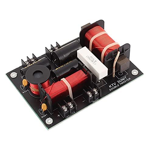 sourcing map 500W 2000Hz Filtres répartiteurs Diviseur de fréquence pour 2 façons Haut-parleur Système Audio