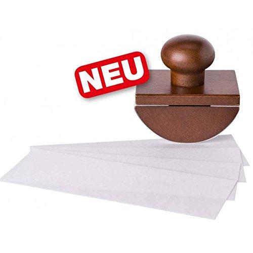 AMI 445729 - Löschwiege aus Buchenholz - 5,5 x 7,5 cm - NEU im Prgramm !