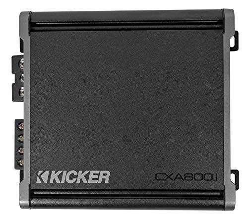 Kicker 46CXA8001T CX Series 1600 Watt Max Power Class D