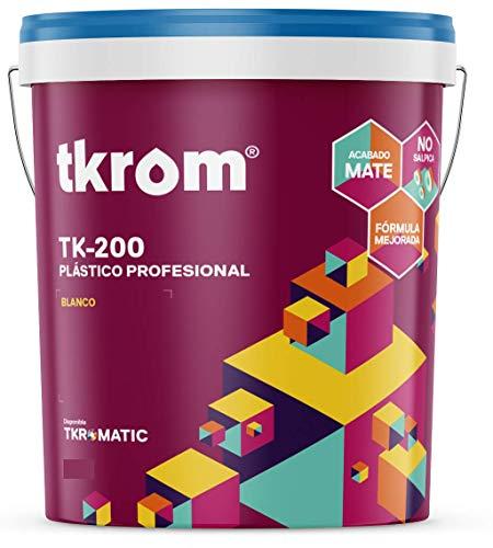 Pintura plastica Tkrom Tk-200 Oceanic