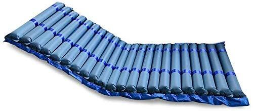 Möbeldekoration Expansionskontroll-Matratzenauflage mit Pumpe Anti-Dekubitus-Luftmatratze Air Topper-Auflage für Bettschmerzen Luftdruckmatratze - Aufblasbare Bettauflage hilft bei der Linderung vo