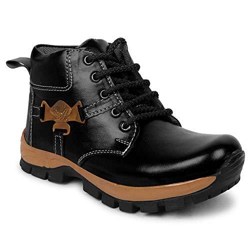 SIYA Boys Lace Casual Boots