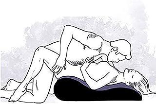 Sofá-Yoga multifuncional inflable Chaise Lounge/Sillón Relax-Sěx Cama Esposas de bomba y Puños de pierna-Portátil Cojín Mágico Cojín Cuerpo Almohada Inflable Sěx Muebles Tumbona