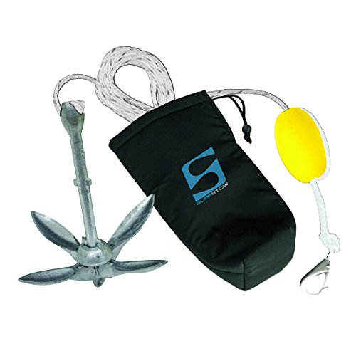 SurfStow 50010 SUP Yoga Gear, Stand Up Paddleboard Anchor